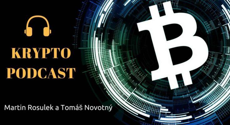 bitcoin podcast kryptoměny