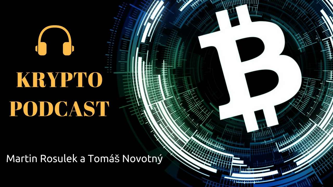 bitcoin podcast kryptoměny
