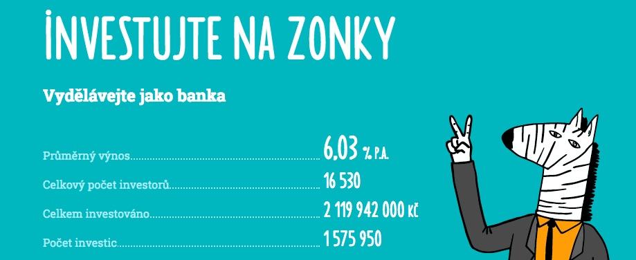 zonky recenze výnos investování