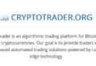 cryptotrader recenze