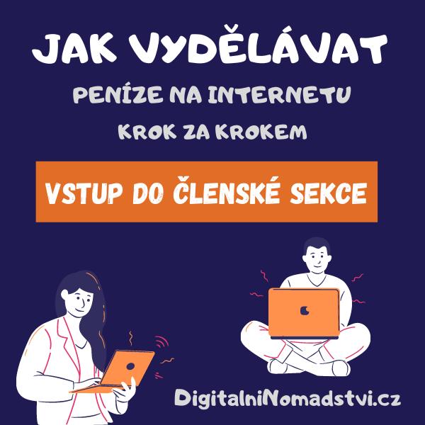 jak vydělávat peníze přes internet